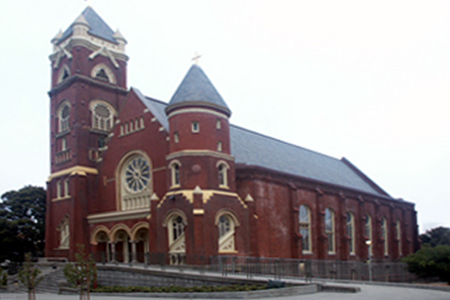 St Mark's, San Francisco (exterior)
