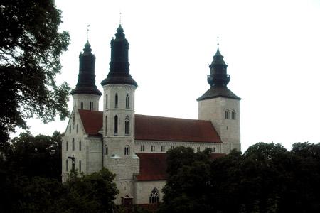 Sankta maria, Visby (Exterior)