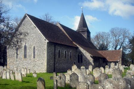 St Mary's, Walberton (Exterior)
