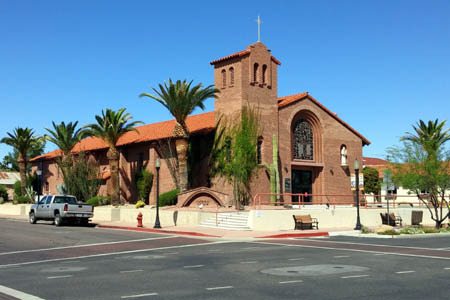 St Anthony of Padua, Wickenburg, AZ (Exterior)