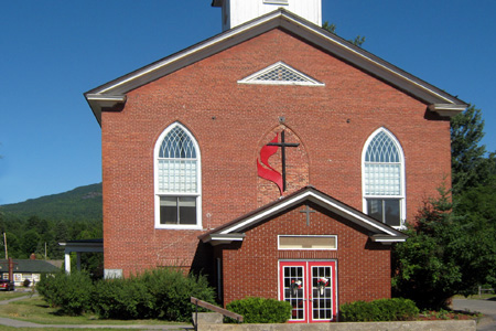 Whiteface Community UMC, Wilmington, NY