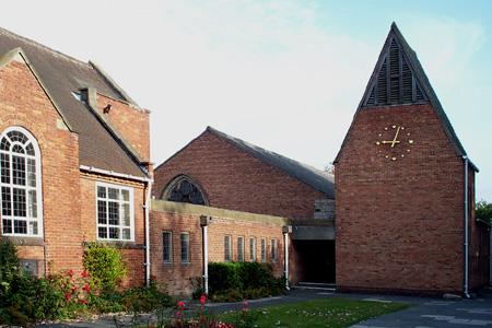 Holy Redeemer, York (Exterior)