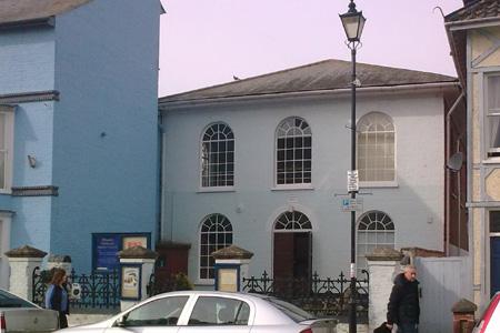 Aldeburgh Baptist (Exterior)