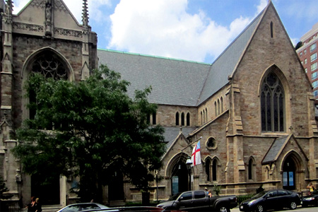 Emmanuel Episcopal, Boston (Exterior)