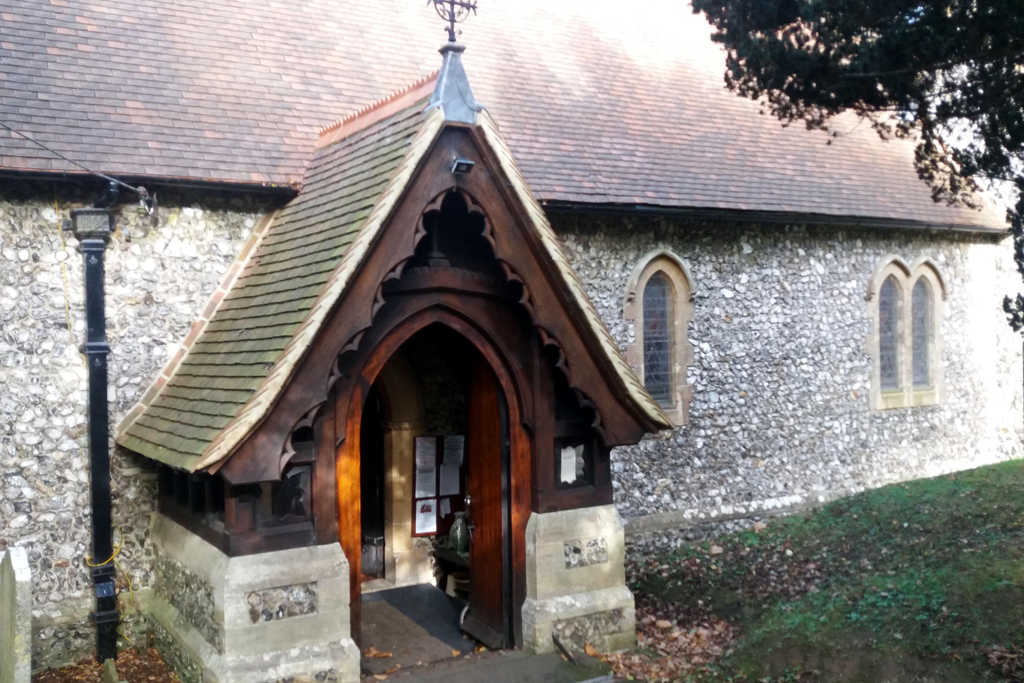 St Peter's, Bredhurst (Exterior)