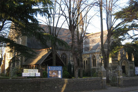 St Mary's, Bromley (Exterior)