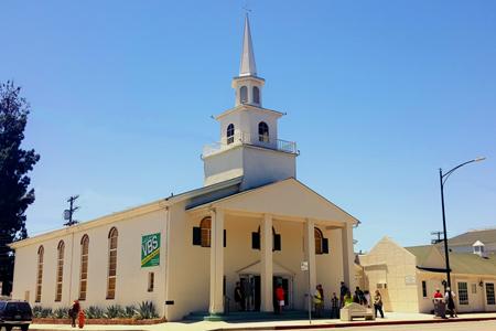 Village Church, Burbank, CA (Exterior)
