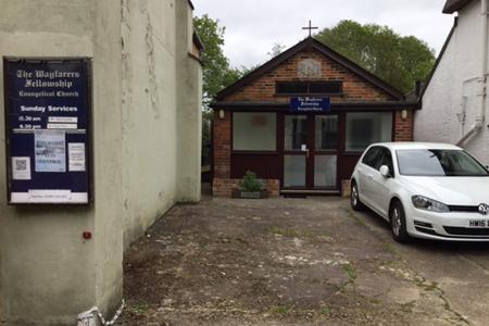 Wayfarers Fellowship, Carisbrooke (Exterior)
