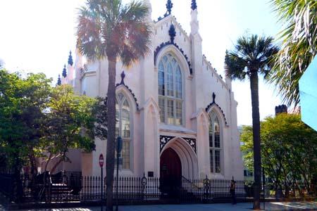 Huguenot Church, Charleston, SC (Exterior)