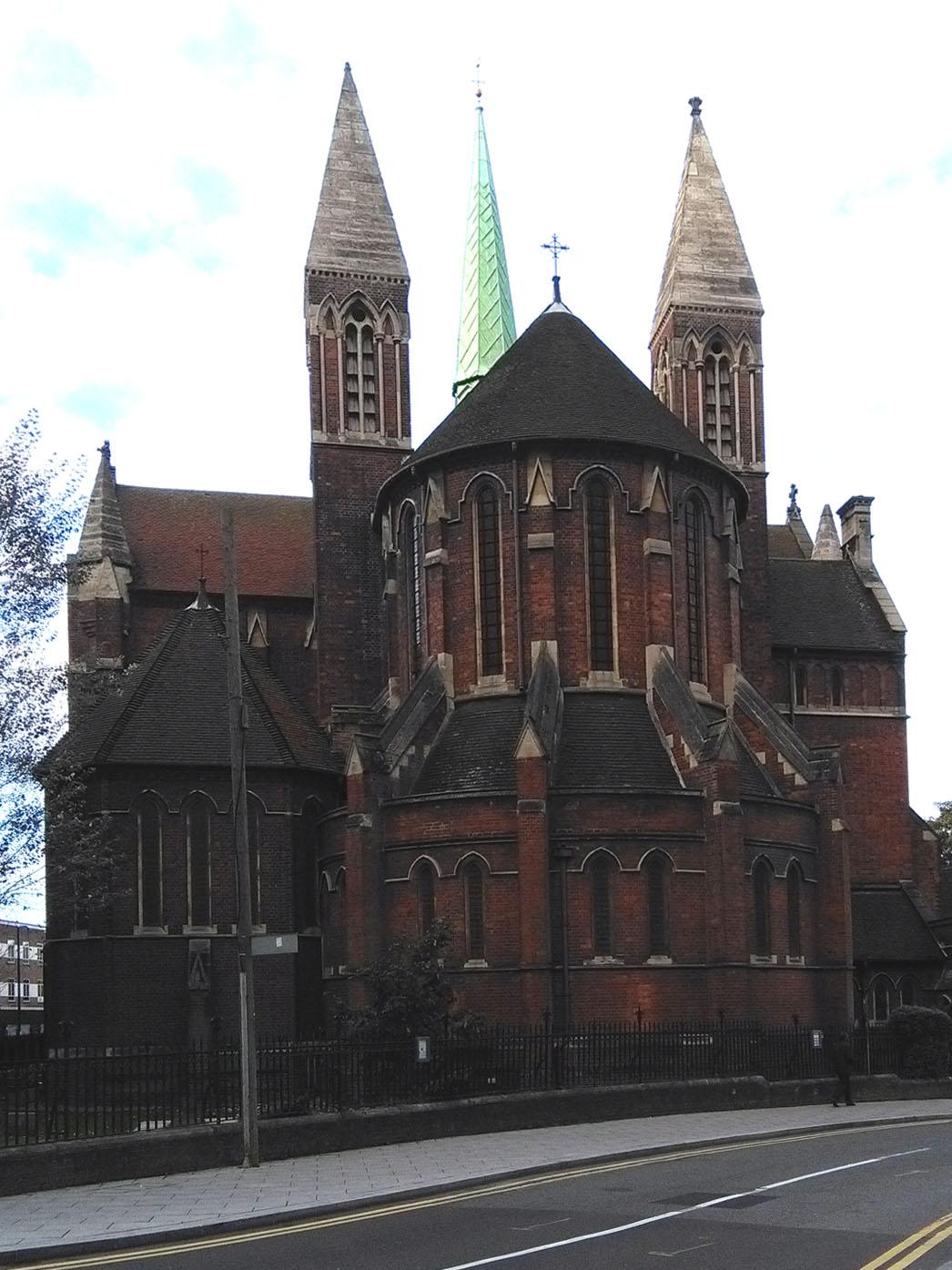 St Michael & All Angels, Croydon (Exterior)