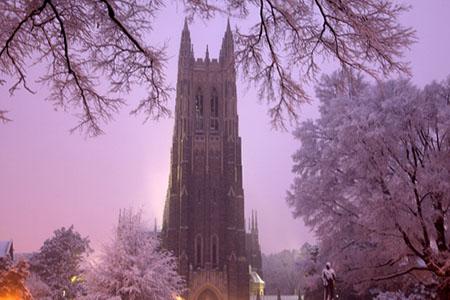Duke University Chapel, Durham, NC (Exterior) width=