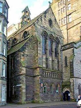 Old St Paul's, Edinburgh (Exterior)