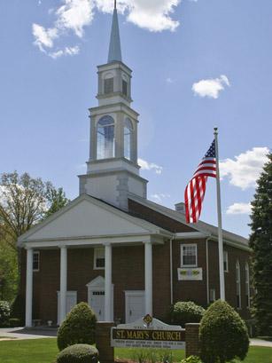 St Mary's, Foxboro, MA