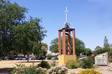 Mission Bell UMC, Glendale, AZ (Bell tower)