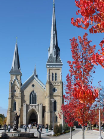 St Andrew's Cathedral, Grand Rapids, MI (Exterior)