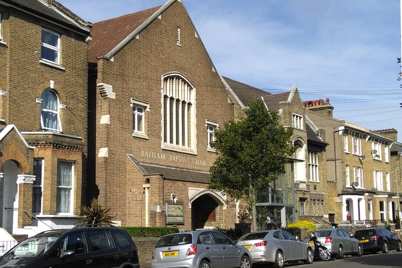 Balham Baptist, London (Exterior)
