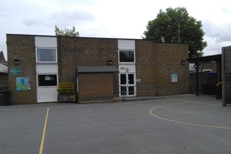 Brockley Community Church, London