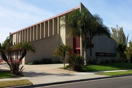 Immanuel Lutheran, Oceanside, CA (Exterior)