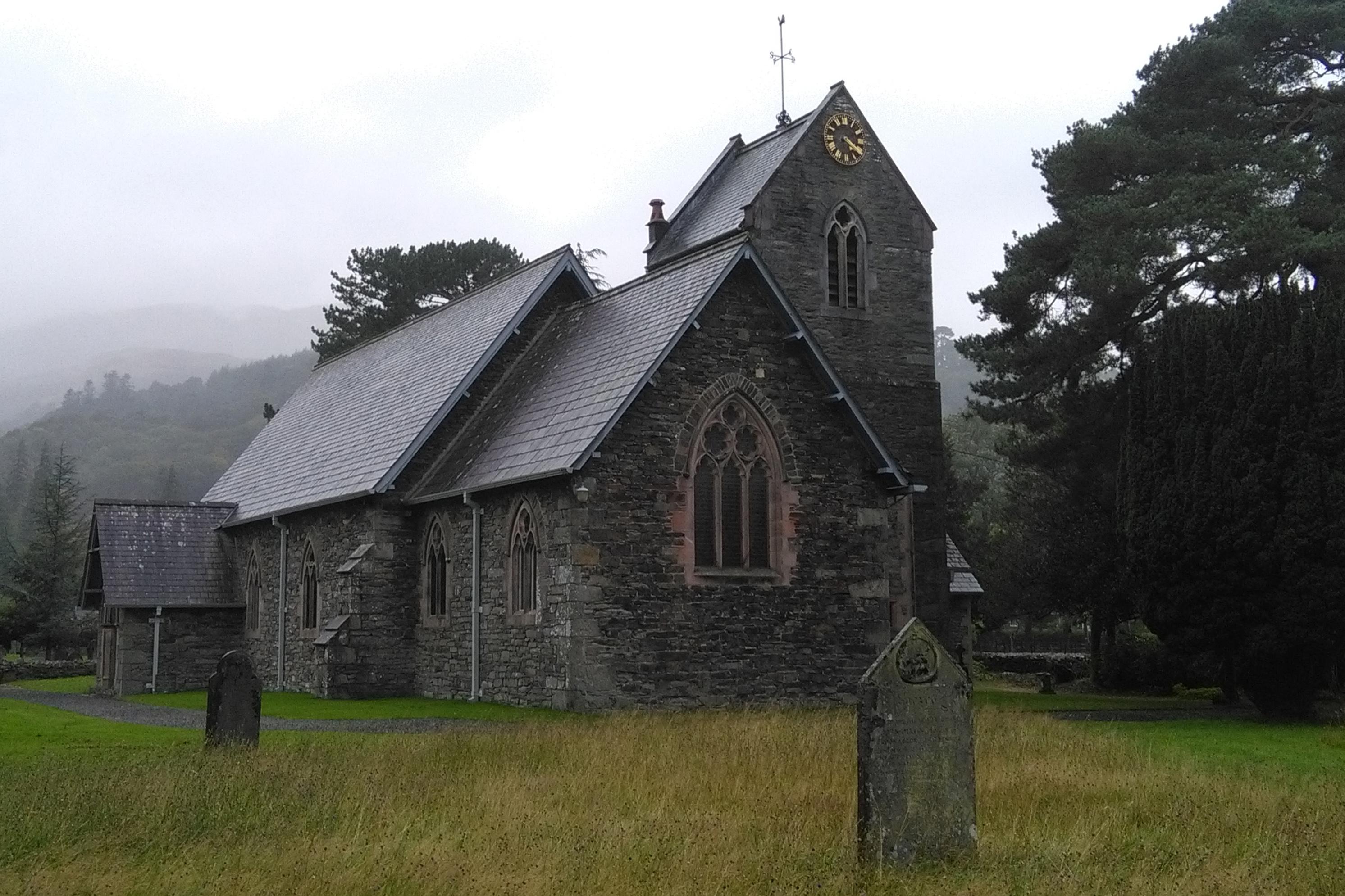 St Patrick's, Patterdale (Exterior)