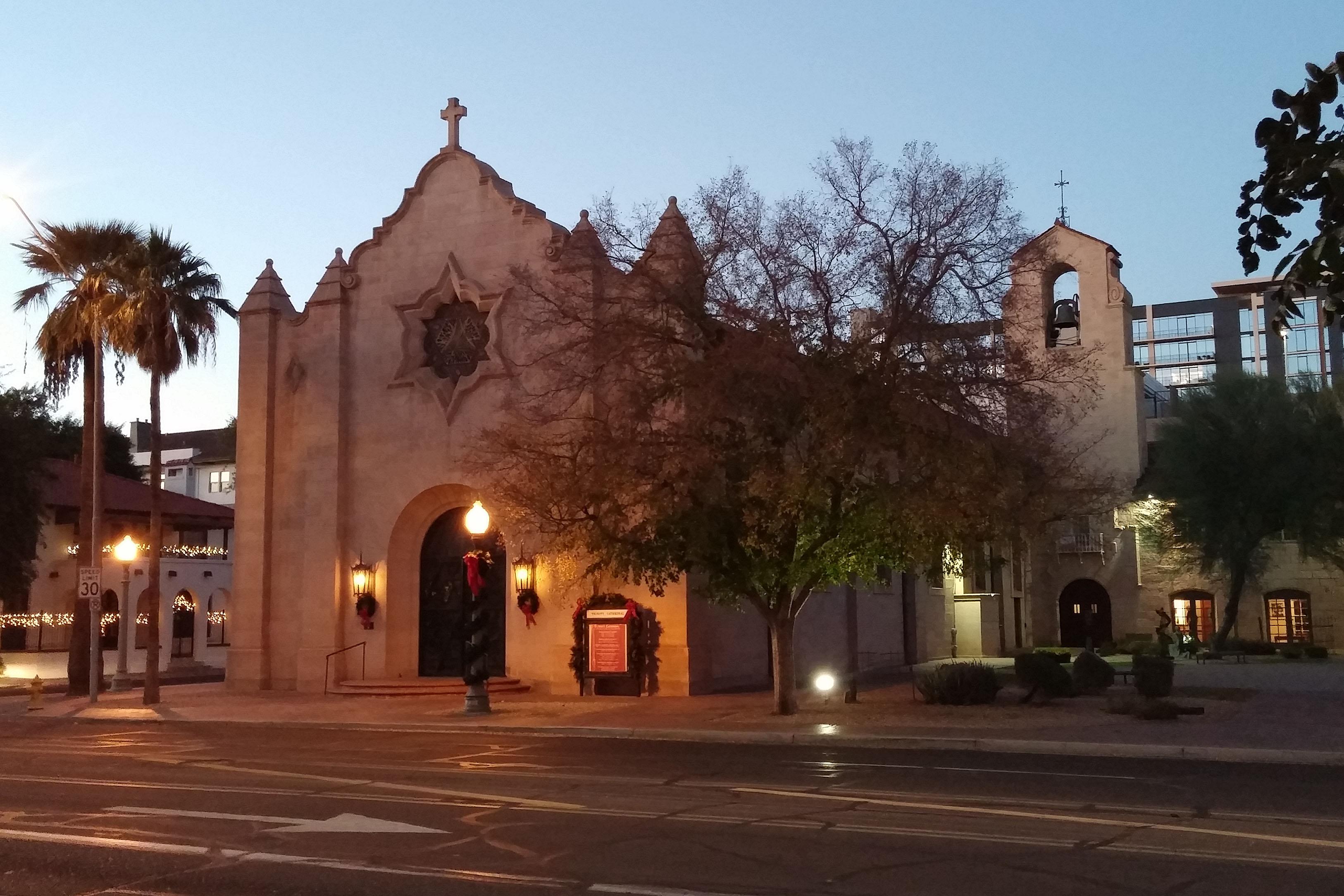 Trinity Cathedral, Phoenix, AZ (exterior)