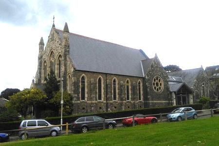 Vine Baptist, Sevenoaks (Exterior)