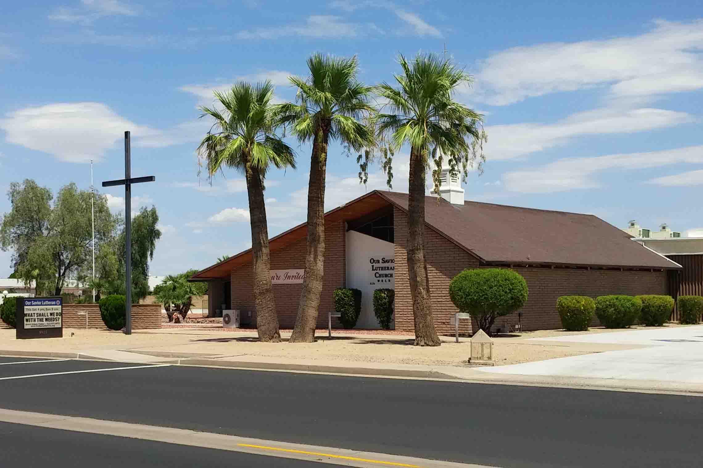 Our Savior, Sun City, AZ (Exterior)