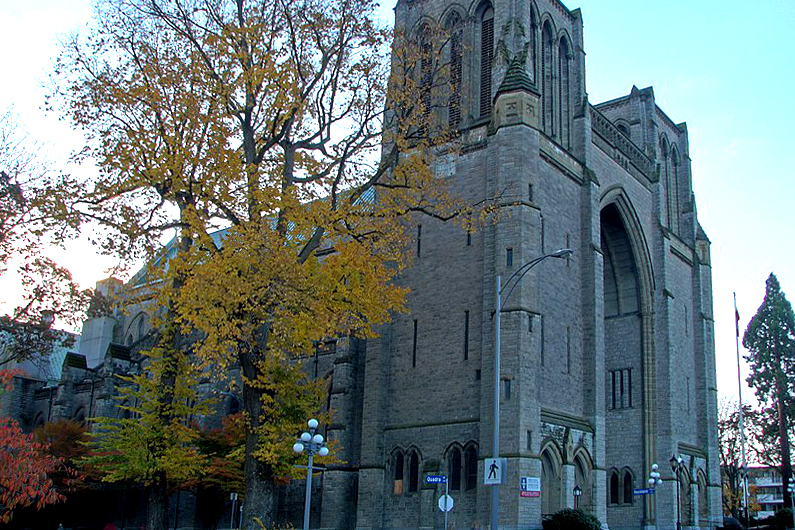 Christ Church, Victoria (Exterior)