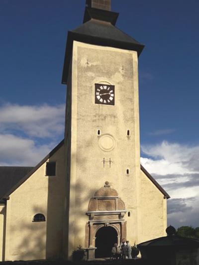 Brahekyrkan, Visingso, Sweden