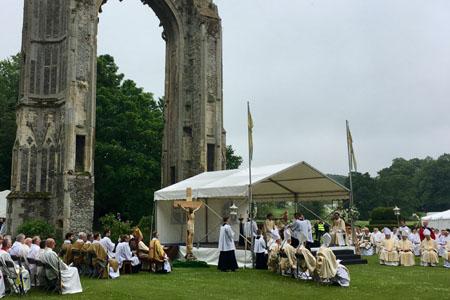 National Walsingham Pilgrimage (Altar)