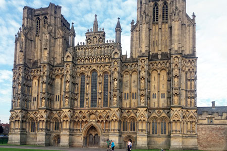 Wells Cathedral (Exterior)