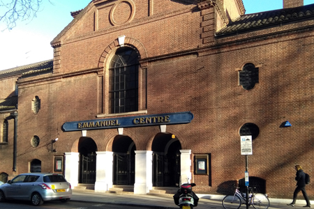 Emmanuel Evangelical, London (Exterior)
