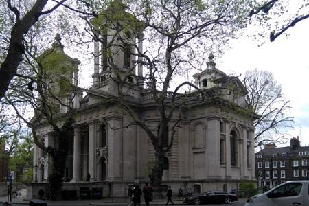 St John Smith Square (Exterior)