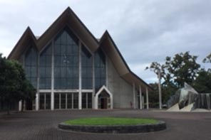Holy Trinity Cathedral, Auckland (Exterior)