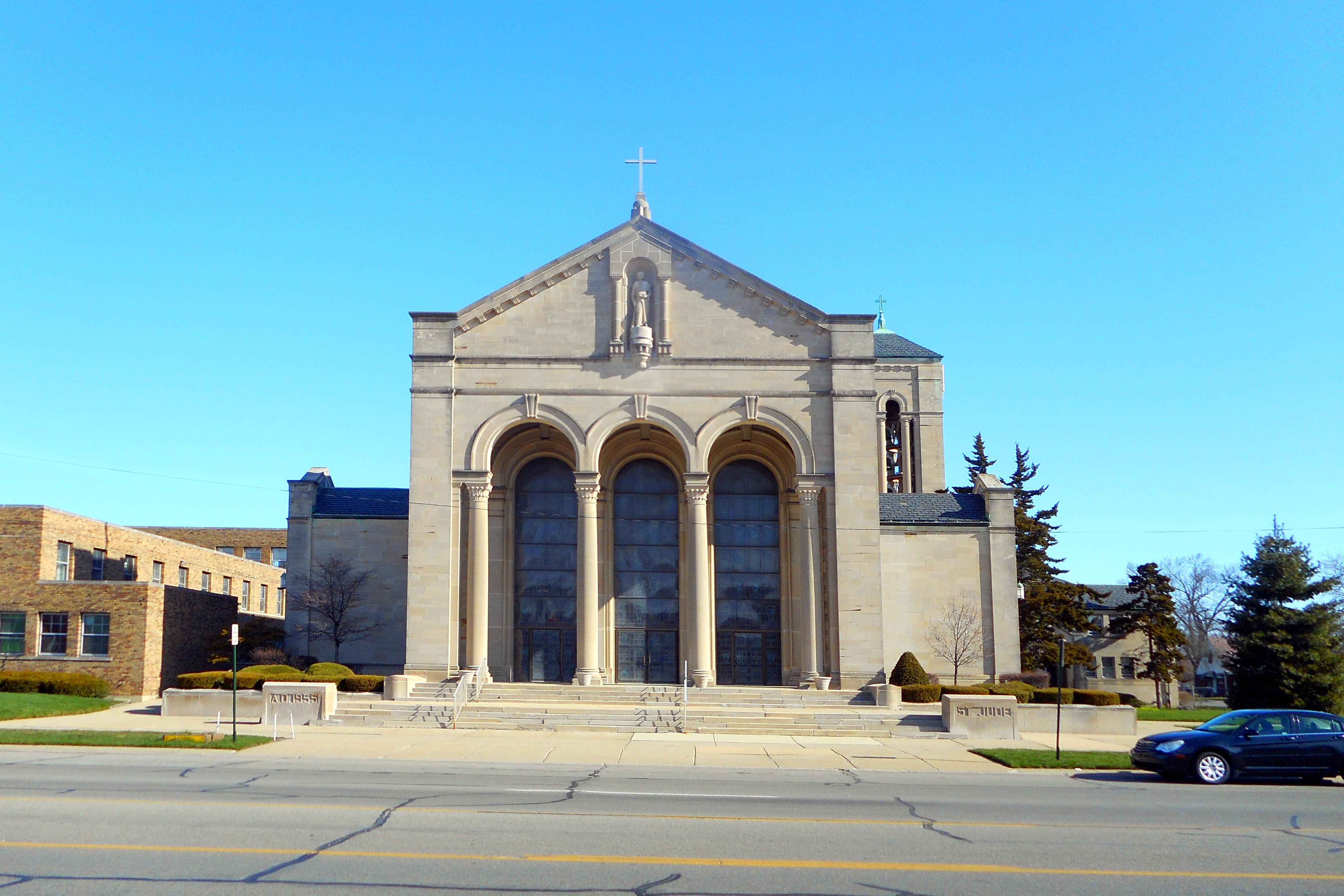 St Jude, Detroit, MI (Exterior)