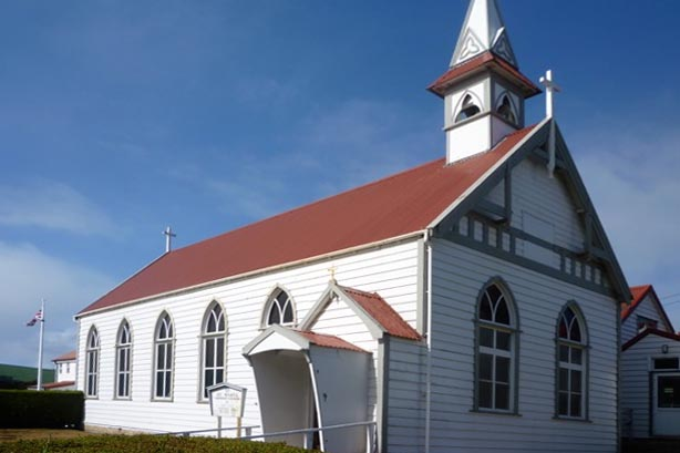 St Mary's, Stanley, Falkland Islands