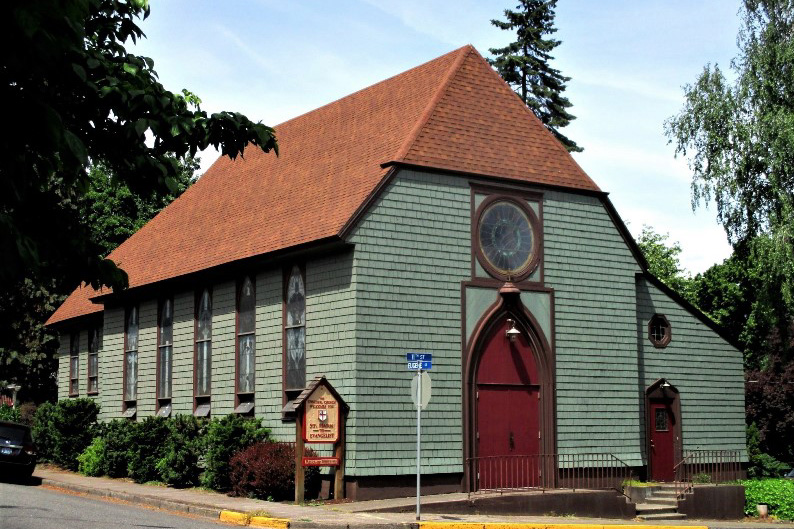 St Mark, Hood River, OR (Exterior)