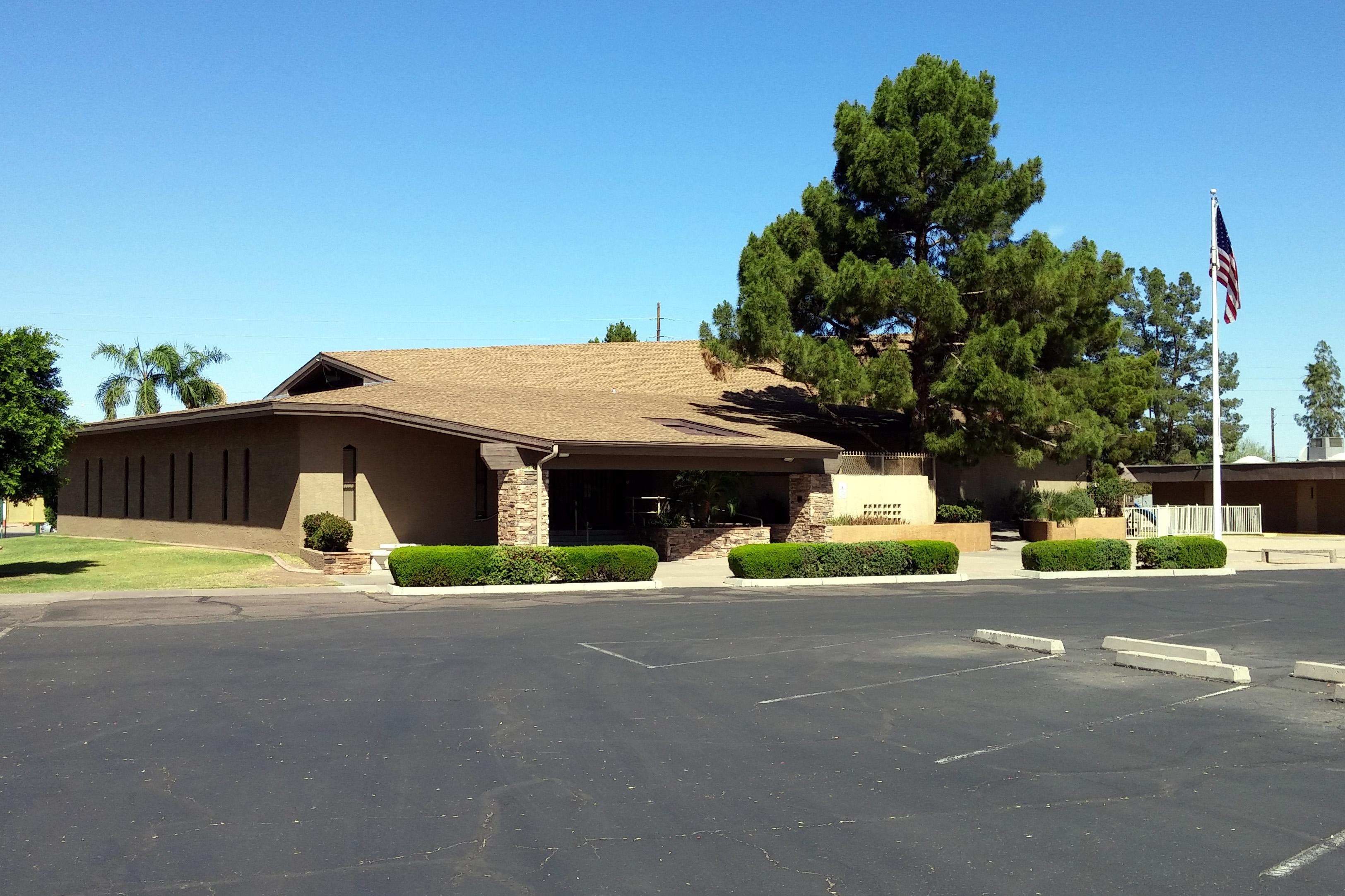 Northminster Presbyterian, Phoenix, AZ (Exterior)