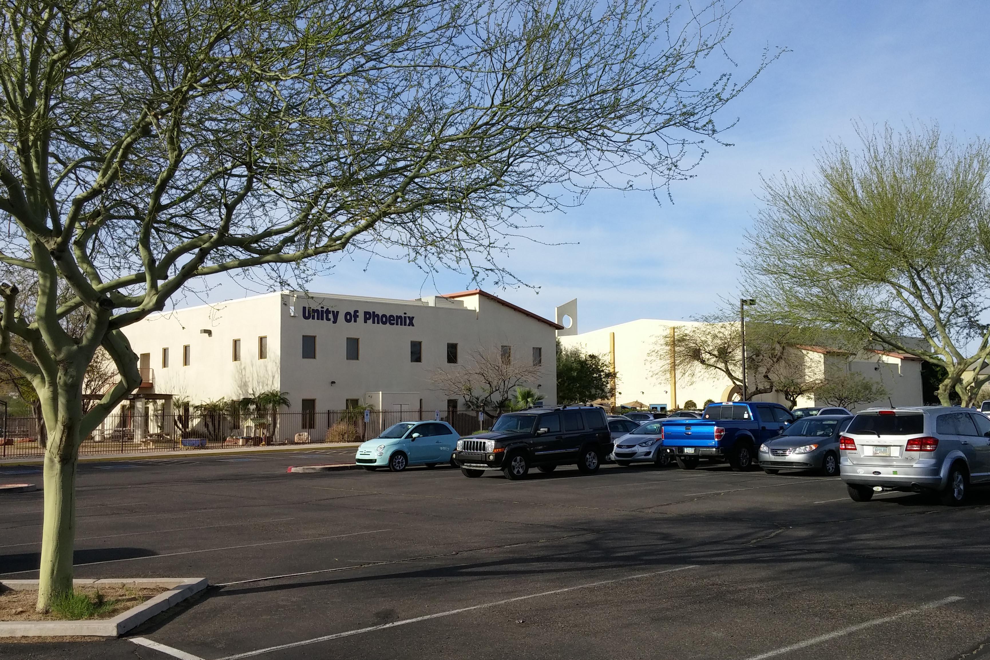 Unity Spiritual Center, Phoenix, AZ (Exterior)