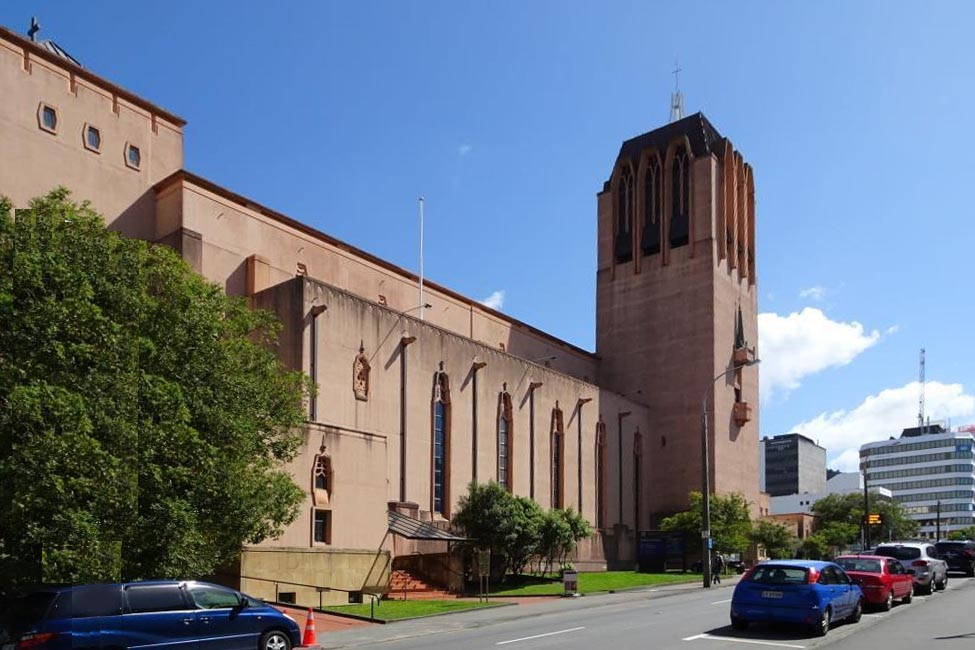 Wellington Cathedral (Exterior)