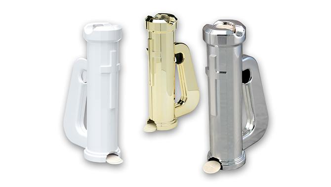 Photo of the holy host dispenser