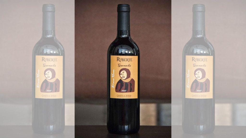 Photo of Ecce Homo wine bottle
