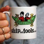 Ship of Fools mug
