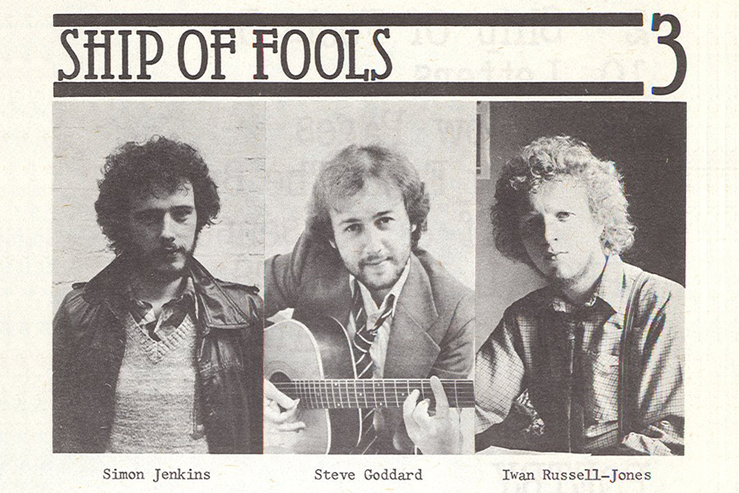 Ship of Fools editorial team, 1979