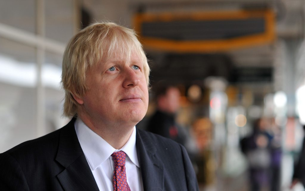 Photo of Boris Johnson