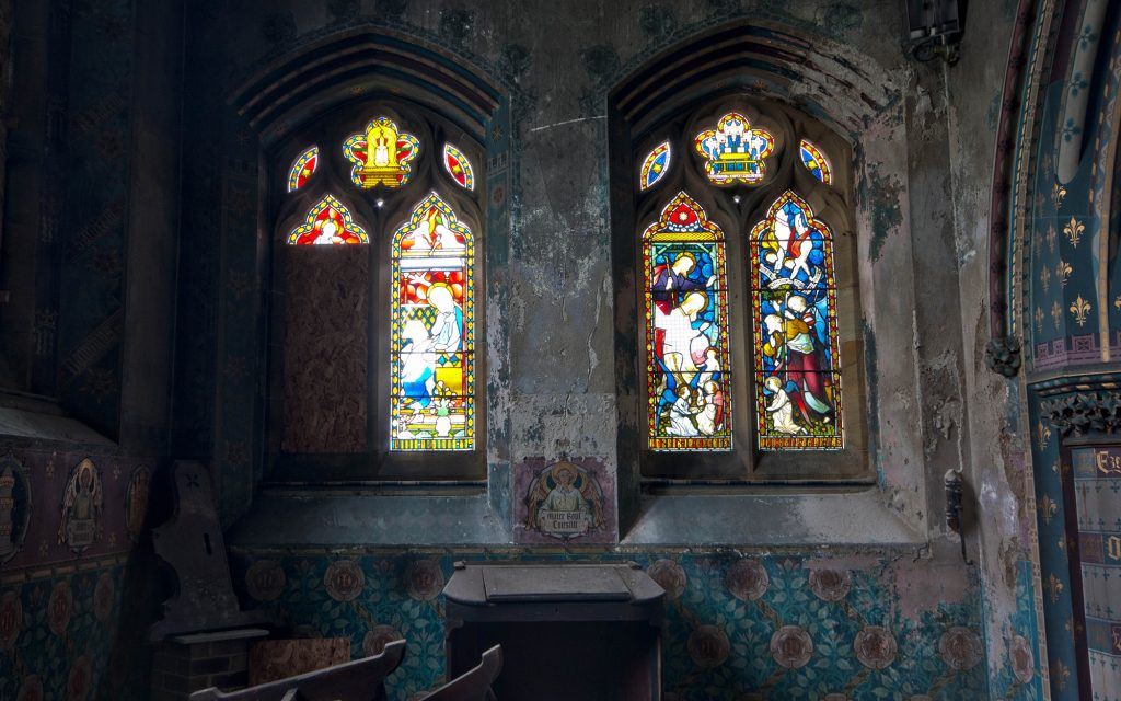 Photo of derelict church by Only2Eyes