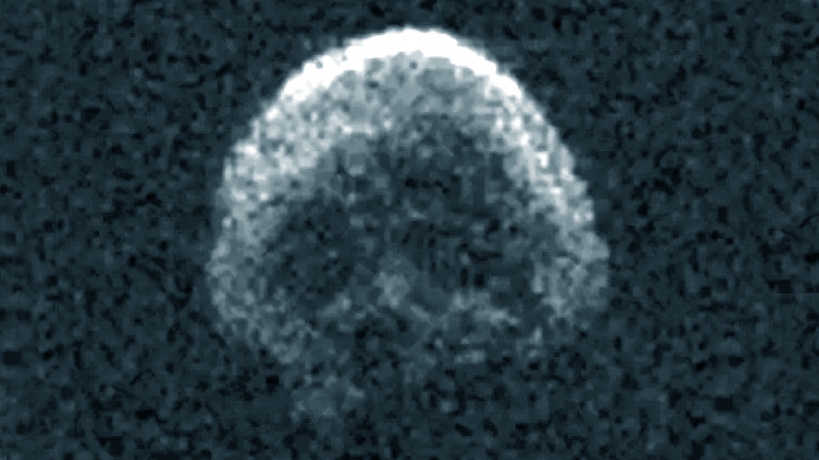 Photo of Asteroid TB145