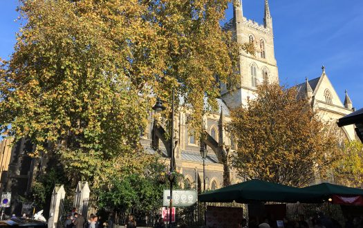 Photo of Southwark Cathedral